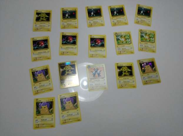 Pokemon cards Orange Grove - image 3