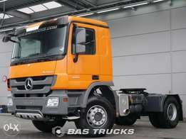Mercedes Actros 2141 K - To be Imported