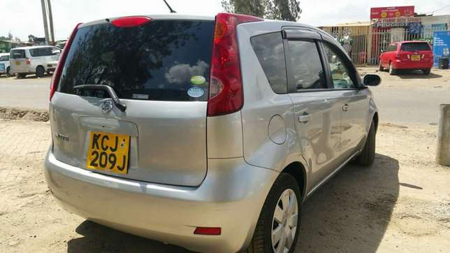Nissan note on sale Harambee - image 3
