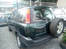 2000 model Honda CRV clean tokunbo