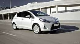 2013 Toyota yaris in perfect condition for sale