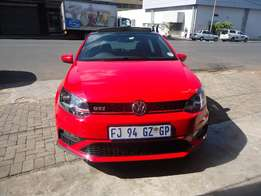 2015 VW Polo 7 GTI 1.8 TSI DSG Available for Sale