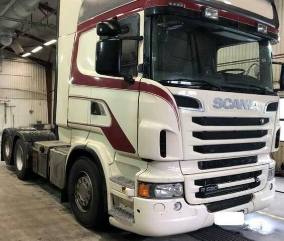 Scania R620 SOON EXPECTED 6X2 RETARDER COMPRESSOR E - 2013