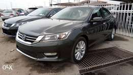 Clean Foreign Used 2013 Honda Accord EX With Navigation Rev Camera