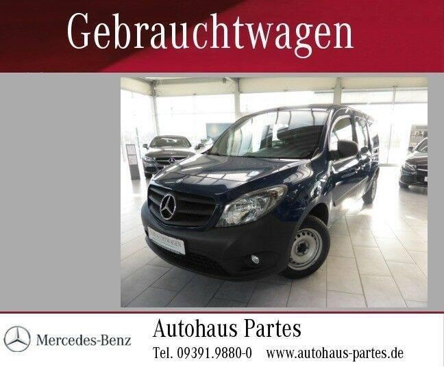 Mercedes-Benz Citan 109 CDI Mixto AHK, Rückfahrhilfe - 2016