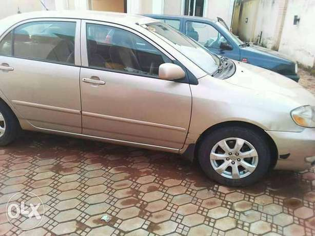 Toyota corolla 2007 model Clean and lovely ride. You will love it Agege - image 5