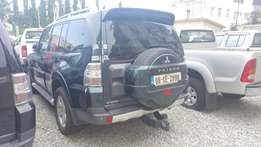 Mitsubishi pajero 2008 model on sale
