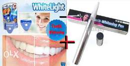 2 in 1 Crystal Clear Teeth Whitening Solution