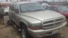 Sharp Dodge Durango 8V 2003 Tokunbo