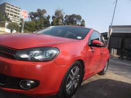 2010 VW Golf 6 TSI for sale