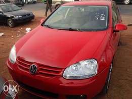Clean Volks golf for sale