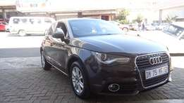 2014 Audi A1 1.4Tfsi Comfortline with 81000km full service history