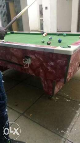 Pool table on sale Kenyatta - image 1