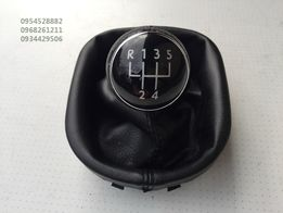Ручка кпп рукоятка переключения передач VW Caddy Кадди 912c0667d7b8d