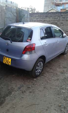very smart vitz car lady owner Nairobi CBD - image 5