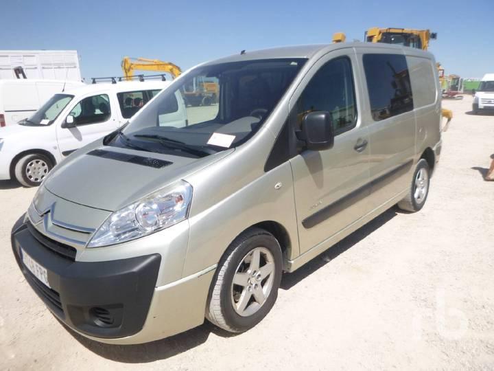 Citroën JUMPY HDI - 2007