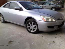Honda accord '04 model