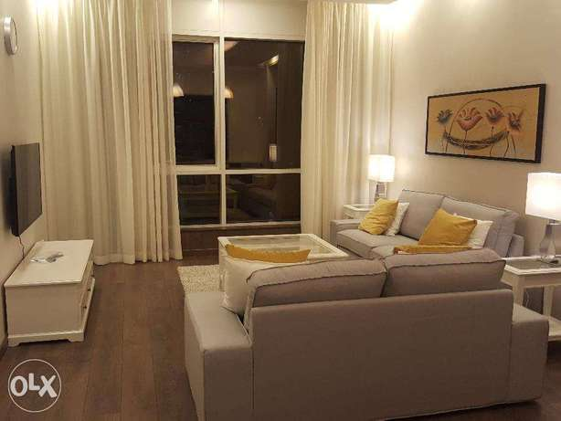 Luxury Fully Furnished 2 BR Apartment in Salmiya