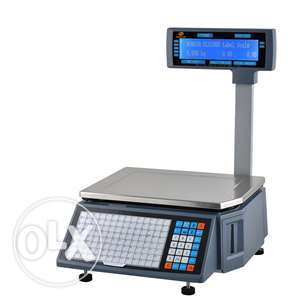 Barcode Weighing Label Scale