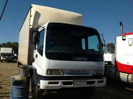 Isuzu FSR700 freighter turbo closed tail lifter