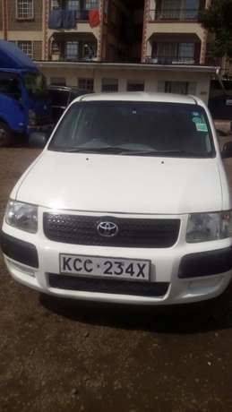 Toyota succeed 2008 model Nairobi CBD - image 1