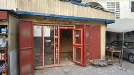 Large shop for sale at old aba road rumuogba estate port harcourt