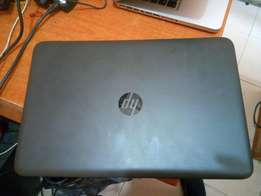 Used Hp Notebook 255 G4 500gb hdd 4gb ram Laptop