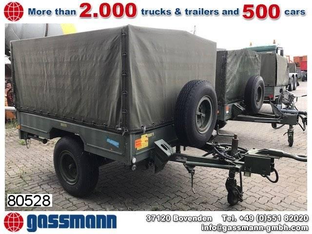 Andere SPYKSTAAL Wassertank-Anhänger 8x vorhanden! - 2000