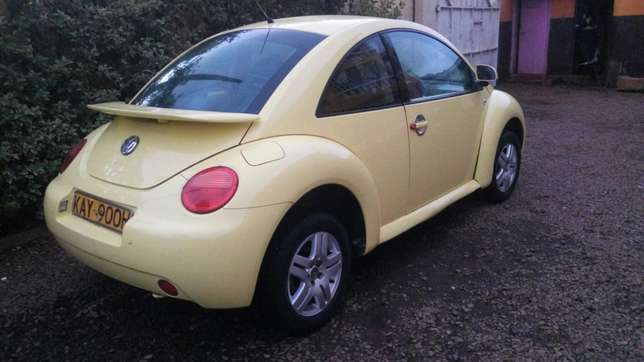 Vw new beetle Kikuyu T-Ship - image 1