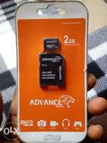 Advance Memory Card 2GB