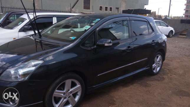 Quick sale! Toyota Blade KCM available at 1.15m asking price! Thika - image 6