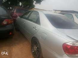 05 registered Toyota Camry for sale