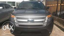 Ford Explorer 2013 model ,just slightly used