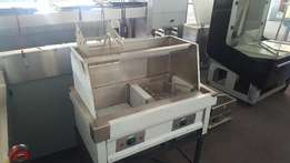 Chip fryer - Spaza 2 x 10L