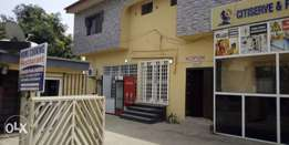 4 bedroom duplex at Parakou