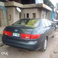 Tokunbo 05 V6 Honda Accord