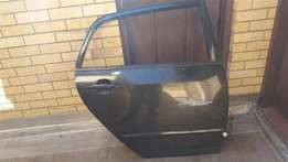 Door Rear Right with Panel and Mechanism, Toyota Runx price R800, Call