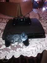PS3,2 remotes,like new