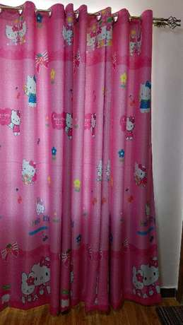 Sheer curtain fabric with cartoon characters Nairobi CBD - image 6