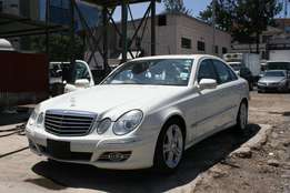 Mercdes Benz E350 CDI 2010 Model Auto Diesel Engine