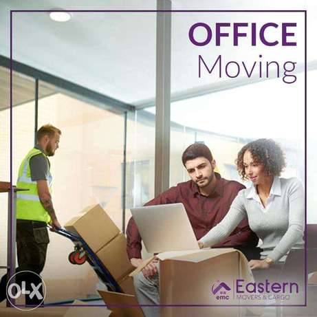Planning to move your office? Call now, We are here to help you!