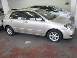2007 toyota runx 1.8 rsi, in excellent condition.