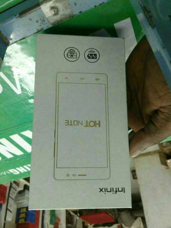 Infinix hot note brand new sealed ksh 6500 special offer Nairobi CBD - image 1