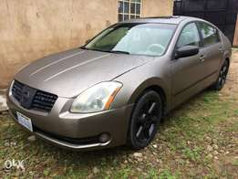Used Nissan Maxima 2005 with sound v6 engine for sale