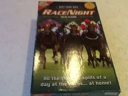 "HOST YOUR OWN ""Race Night"" Dvd Game"