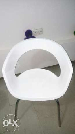 This is brand new plastic restaurant chairs Lagos Mainland - image 1