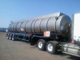 Fuel Tank Trailers For Sale