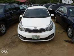 Very Clean and Neat Kia Rio 2013 Model (First Body)