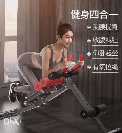 New sport Abdominal muscle exerciser