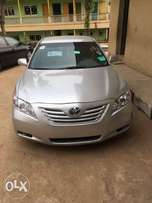 Clean Tokunbo 2007 Toyota Camry